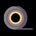 Loft insulation icon