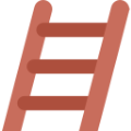 Loft ladders icon